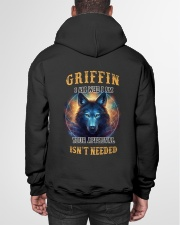 GRIFFIN Rule Hooded Sweatshirt garment-hooded-sweatshirt-back-01
