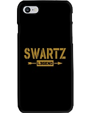 Swartz Legend Phone Case thumbnail