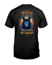 TRUJILLO Rule Classic T-Shirt back