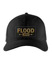 Flood Legend Embroidered Hat front