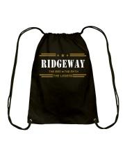 RIDGEWAY Drawstring Bag thumbnail