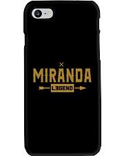 Miranda Legend Phone Case thumbnail