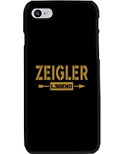 Zeigler Legend Phone Case thumbnail