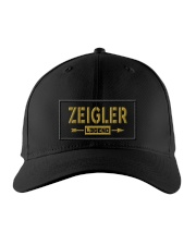 Zeigler Legend Embroidered Hat front