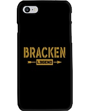 Bracken Legend Phone Case thumbnail