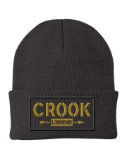 Crook Legend Knit Beanie front