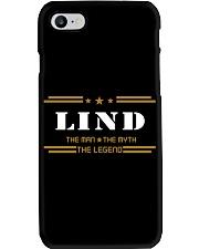 LIND Phone Case tile