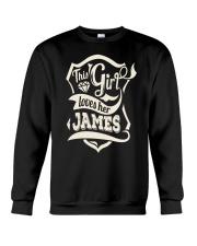JAMES 007 Crewneck Sweatshirt thumbnail