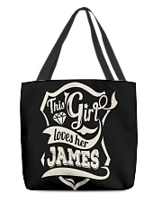JAMES 007 All-over Tote thumbnail