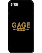 Gage Legacy Phone Case tile