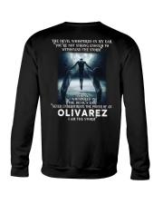 OLIVAREZ Storm Crewneck Sweatshirt thumbnail