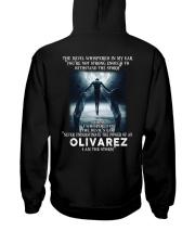 OLIVAREZ Storm Hooded Sweatshirt back