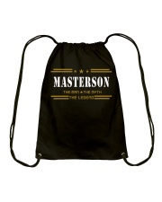 MASTERSON Drawstring Bag thumbnail