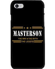 MASTERSON Phone Case thumbnail