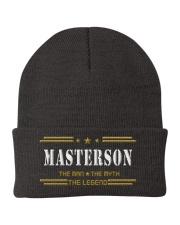 MASTERSON Knit Beanie thumbnail