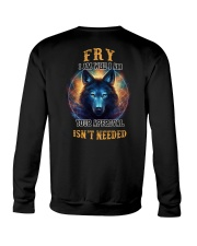 FRY Rule Crewneck Sweatshirt thumbnail