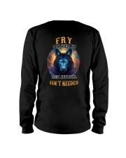 FRY Rule Long Sleeve Tee thumbnail