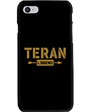 Teran Legend Phone Case thumbnail