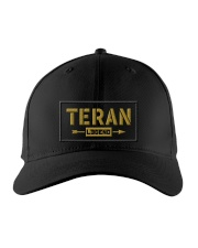 Teran Legend Embroidered Hat front