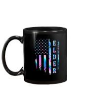 Elder Flag Mug back