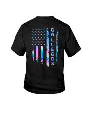 Gallegos Flag Youth T-Shirt thumbnail
