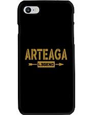 Arteaga Legend Phone Case tile