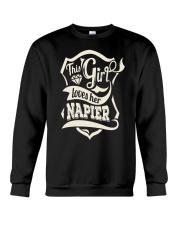 NAPIER with love Crewneck Sweatshirt thumbnail
