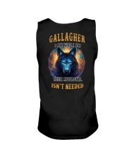 GALLAGHER Rule Unisex Tank tile