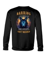 BARRIOS Rule Crewneck Sweatshirt thumbnail