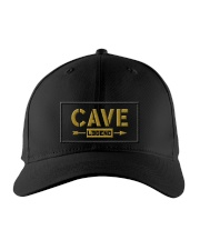 Cave Legend Embroidered Hat front