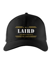 LAIRD Embroidered Hat front