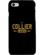 Collier Legend Phone Case thumbnail