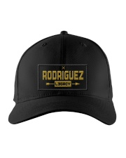 Rodriguez Legacy Embroidered Hat front