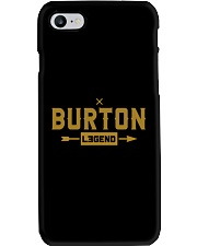 Burton Legend Phone Case tile