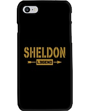 Sheldon Legend Phone Case thumbnail
