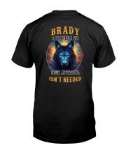 BRADY Rule Classic T-Shirt back