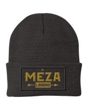 Meza Legend Knit Beanie front