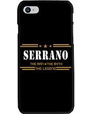 SERRANO Phone Case thumbnail