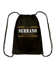 SERRANO Drawstring Bag thumbnail
