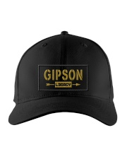 Gipson Legacy Embroidered Hat front