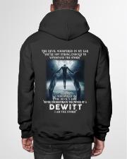DEWITT Storm Hooded Sweatshirt garment-hooded-sweatshirt-back-01