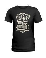MCCUTCHEON with love Ladies T-Shirt tile