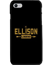 Ellison Legend Phone Case tile