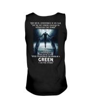 GREEN Storm Unisex Tank thumbnail