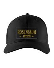 Rosenbaum Legend Embroidered Hat front