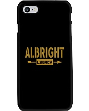 Albright Legacy Phone Case tile