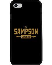 Sampson Legend Phone Case tile