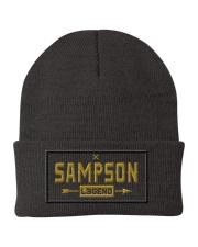 Sampson Legend Knit Beanie front