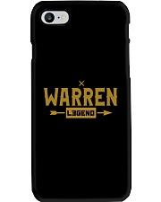 Warren Legend Phone Case tile