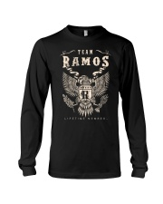 RAMOS 05 Long Sleeve Tee thumbnail